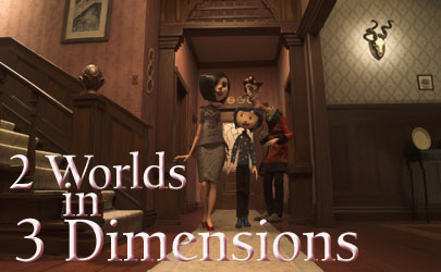The Asc American Cinematographer 2 Worlds In 3 Dimensions