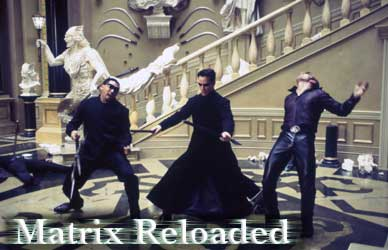 American Cinematographer: The Matrix Reloaded - page 2